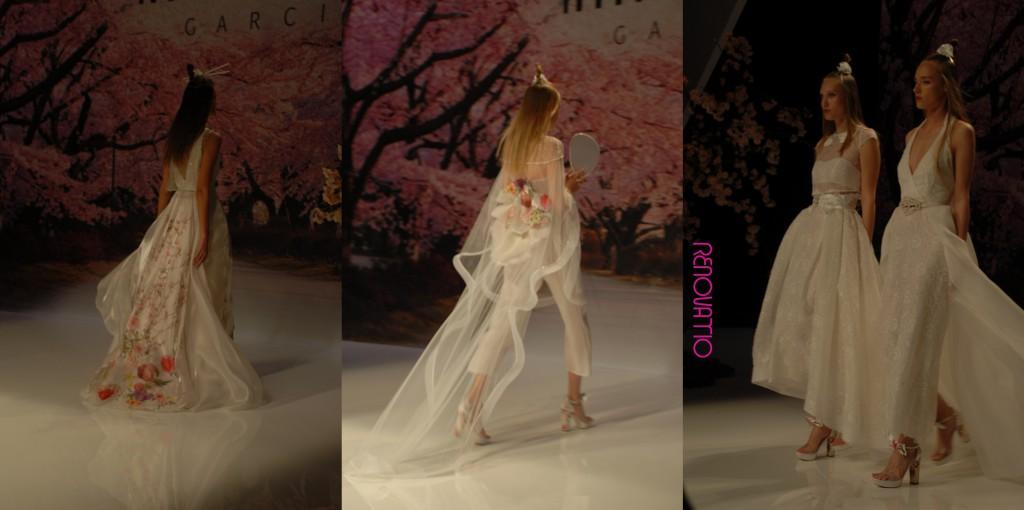 Barcelona Bridal Fashion Week 16 Collections 2017 Immaculada García