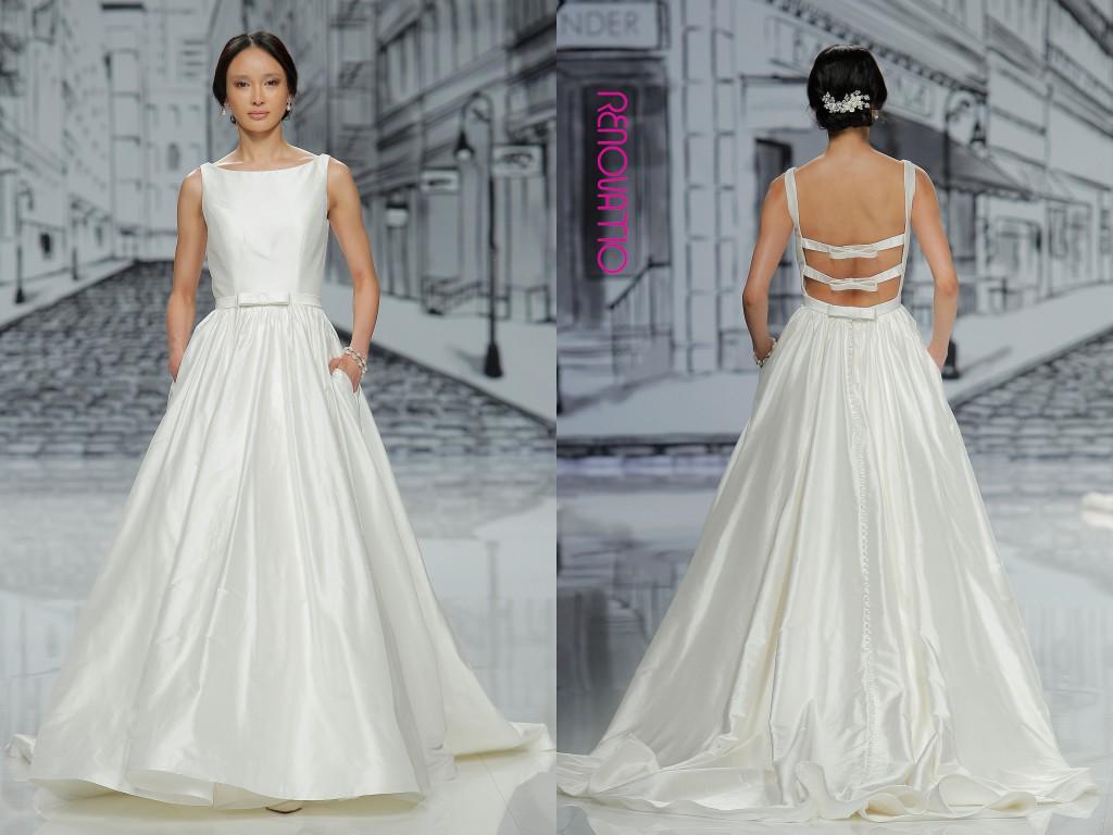 Barcelona Bridal Fashion Week 16 Collections 2017 Justin Alexander