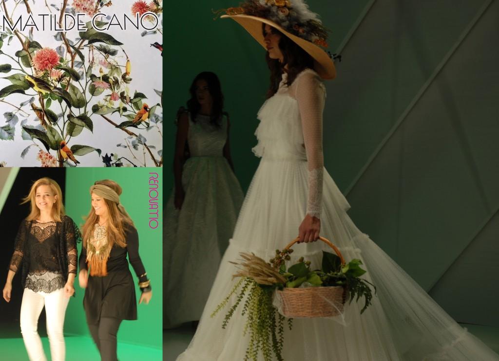 Barcelona Bridal Fashion Week 16 Collections 2017 Matilde Cano