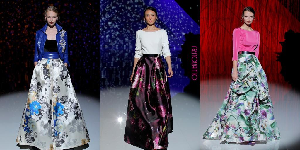 Barcelona Bridal Fashion Week 16 Collections 2017 Patricia Avendaño