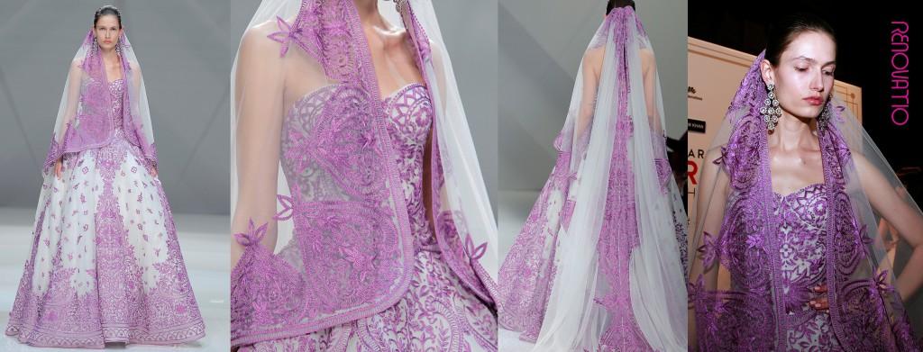 Barcelona Bridal Fashion Week April16 - Collections 2017 -  Naeem Khan