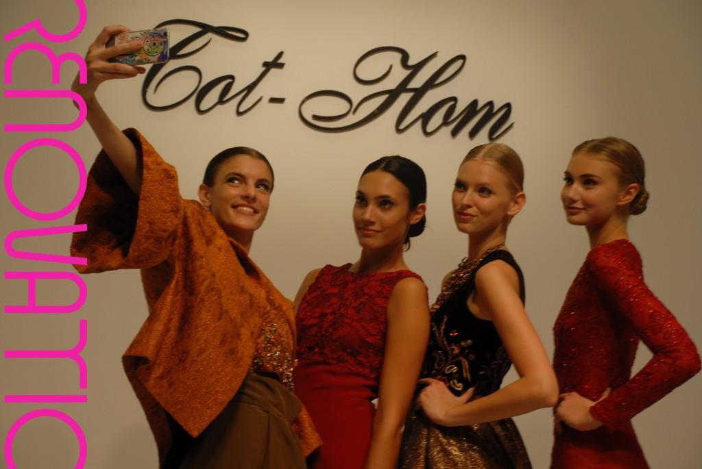 TOT-HOM COLLECTION F/W 16.17 Haute Couture, Prêt-à-porter, Línea A & Bridal