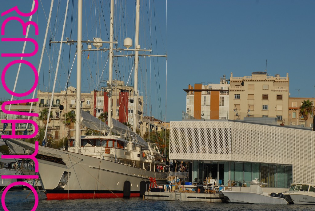 OneOcean Port Vell Barcelona The Gallery building