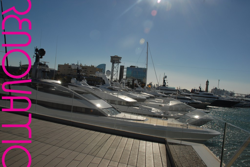 OneOcean Port Vell Barcelona The Gallery building Rooftop