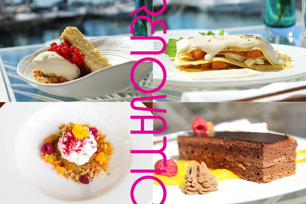 OneOcean Port Vell Barcelona OneOcean Club Restaurant If you'rereally craving something sweet,it'sprobably betterto be seduced by their delicious and my favourite desserts in town.