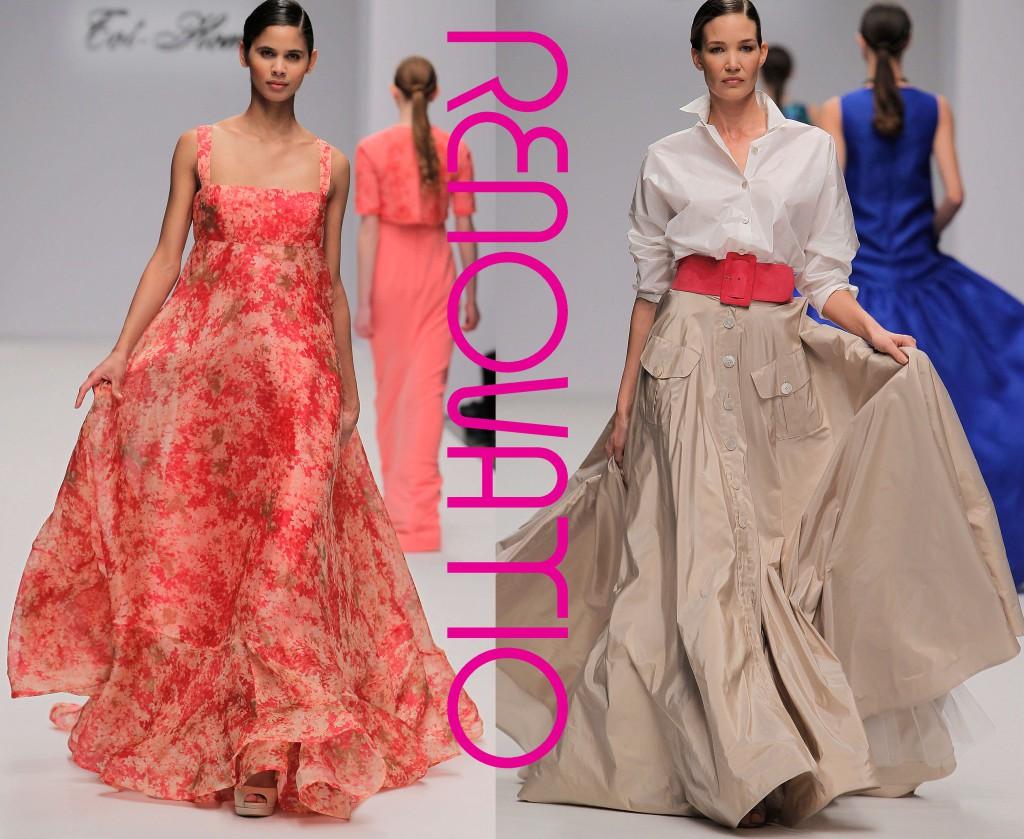 🇪🇸 Tot-Hom colección P/V17 alta costura, listo para llevar, línea A y novia 🇺🇸 Tot-Hom collection SS17 Haute Couture, Prêt-à-porter, Línea A & Bridal
