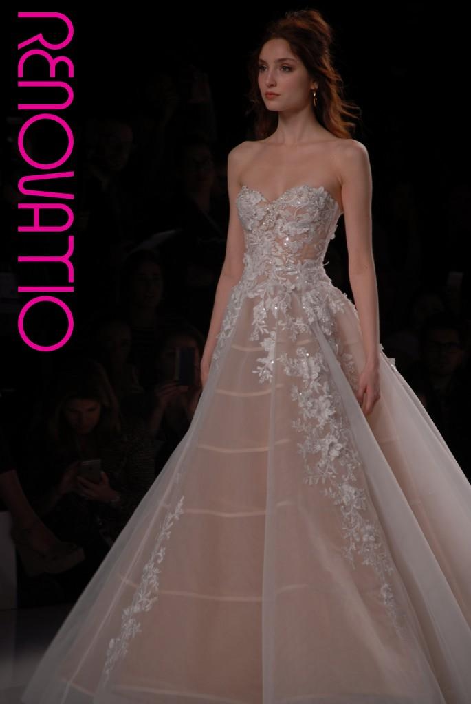 Barcelona Bridal Fashion Week 2017  Galia Lahav 'Victorian Affinity' collection for 2018