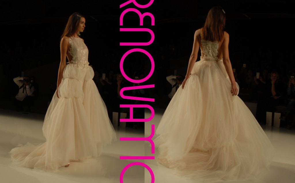 Barcelona Bridal Fashion Week 2017  'Purity' collection 2018