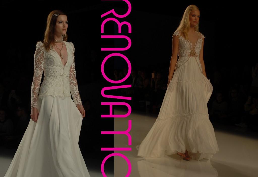 Barcelona Bridal Fashion Week 2017  Inmaculada García's 'Purity' collection 2018