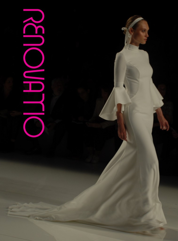 Barcelona Bridal Fashion Week 2017  Rosa Clará 2018