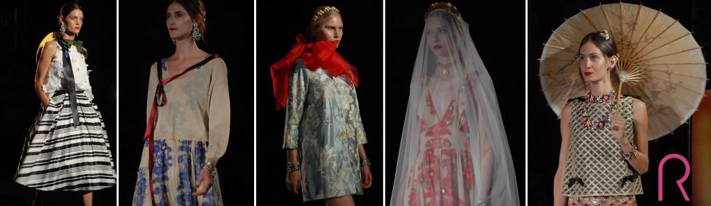 080 Barcelona Fashion Week Sweet Matitos SS18 'Sweet Life' Collection
