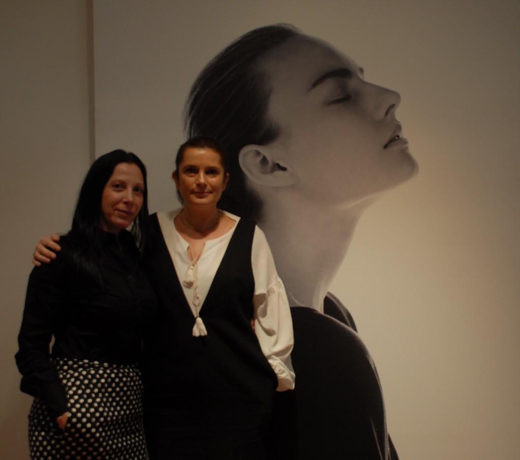 Adelaida Subías y Sybille H. Gramaglia