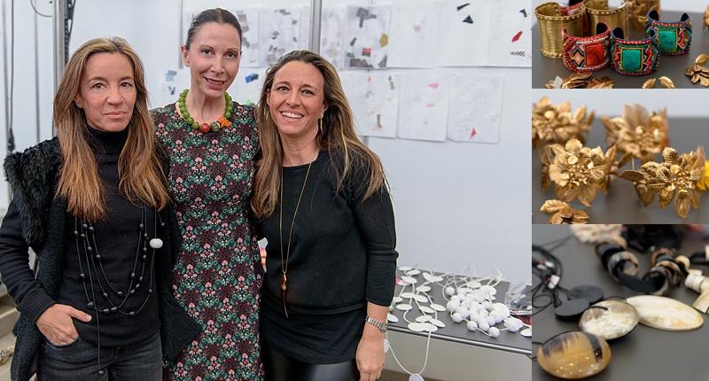 Tot-Hom Colección 'Mediterráneo' Alta Costura, Prêt-à-porter y Línea A P/V 18 Accesorios de Carmina Rotger. La oferta que proponen en complementos de moda se caracteriza por su calidad.