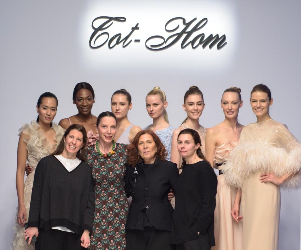 🇪🇸Tot-Hom Colección 'Mediterráneo' Alta Costura, Prêt-à-porter y Línea A P/V 18 🇺🇸Tot-Hom S/S 18 Haute Couture, Prêt-à-porter & Línea A 'Mediterranean' Collection