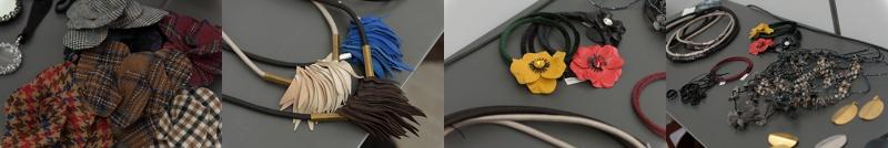Tot-Hom Colección Alta Costura, Prêt-à-porter y Línea A O/I 18.19 Complementos de Carmina Rotger