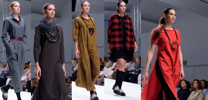Tot-Hom Colección Alta Costura, Prêt-à-porter y Línea A O/I 18.19