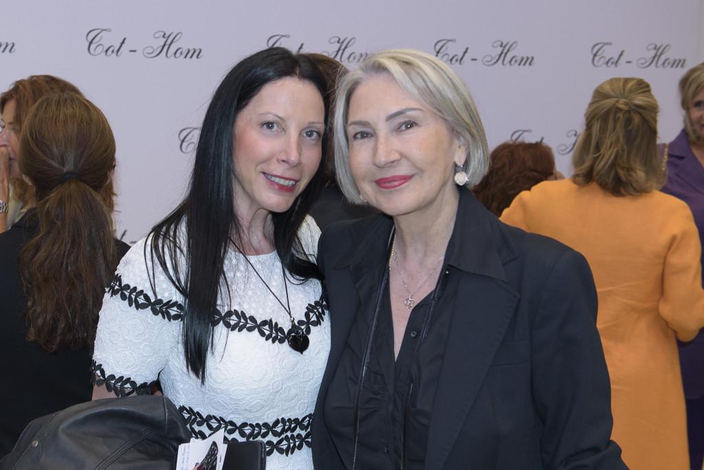 Tot-Hom A/W 18.19 Haute Couture, Prêt-à-porter & Línea A Collection Adelaida Subías & 'Barcelona Divina's Editor in Chief, Daniela Tonelo